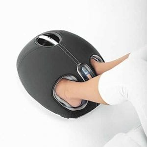 Brookstone 839379 Heat Shiatsu Massager