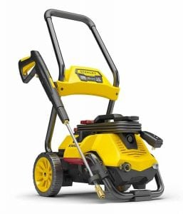 Stanley SLP2050 PSI 2-in-1 Electric Pressure Washer Mobile Cart