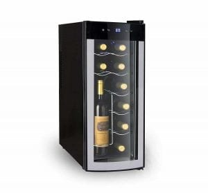 Igloo twelve bottle wine chiller