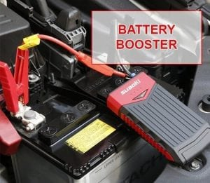 Battery Boosters - Car Jump Starters
