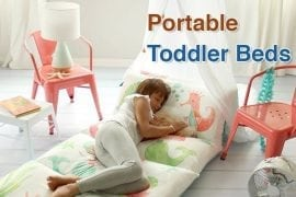 Best portable toddler beds