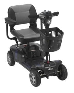 Drive Medical Phoenixhd4 4-Wheel Heavy Duty Scooter