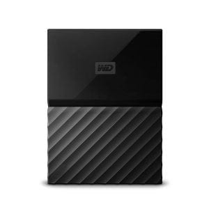 Western Digital 4 TB Black My Passport External Hard Drive