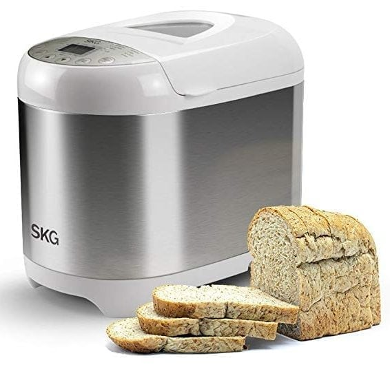 SKG 2LB Automatic Multifunctional Bread Maker