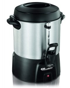 Proctor Silex 45040 40-Cup Coffee Urn from Hamilton-Beach