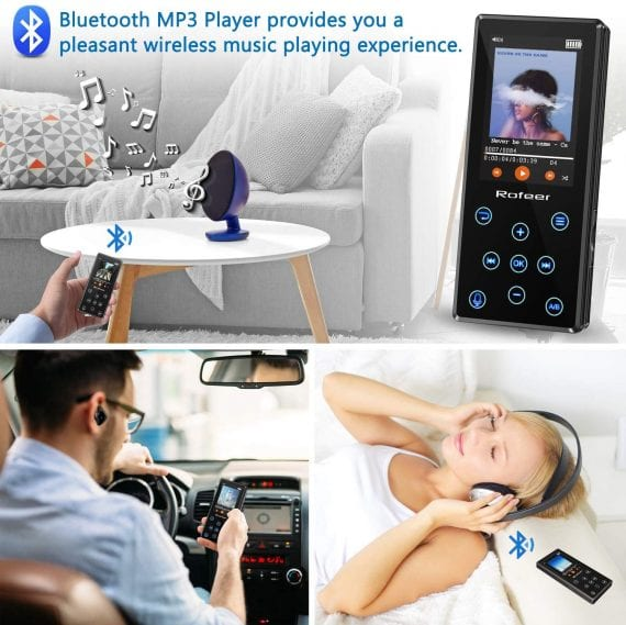 Best Bluetooth MP3 Players