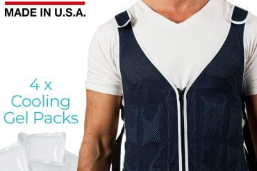 Best Ice Cooling Vest