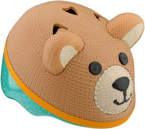 Schwinn Teddy Bear Bike Helmet for Toddlers and Infants