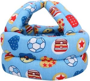 Simplicity No Bumps Toddler Head Protection Bumper Bonnet