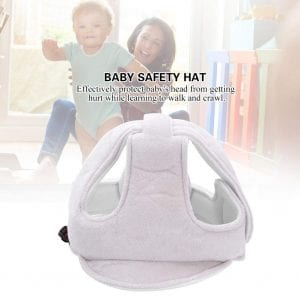 Tnfeeon Adjustable Head Protection Safety Helmet for Infants
