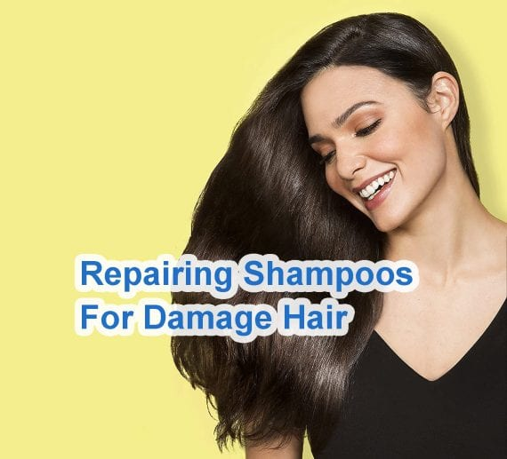 Repairing Shampoos For Damage Hair